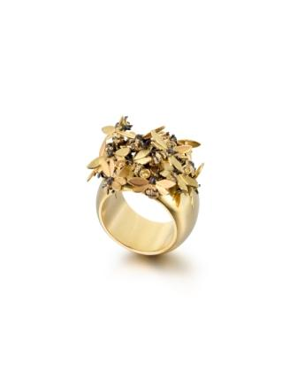 max-danger-honey-bee-cluster-ring
