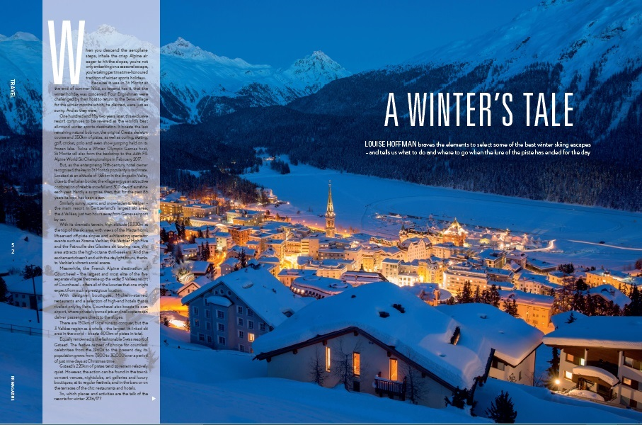A Winter's Tale - RR magazine