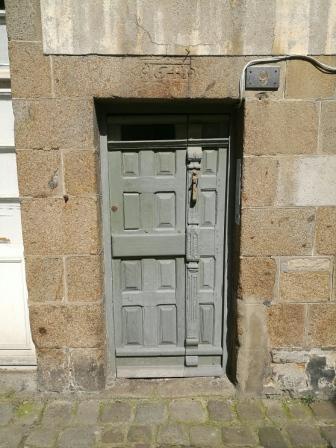 St Malo doorway